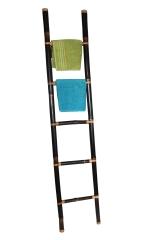 bambus handtuchhalter braun 5 stufen 190cm naturesco. Black Bedroom Furniture Sets. Home Design Ideas