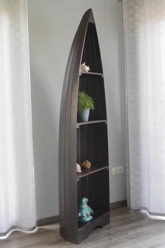 bootsregal regal boot bootsform braun 195cm naturesco. Black Bedroom Furniture Sets. Home Design Ideas